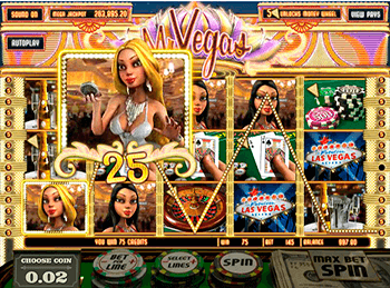 Характеристики слота Mr. Vegas 4